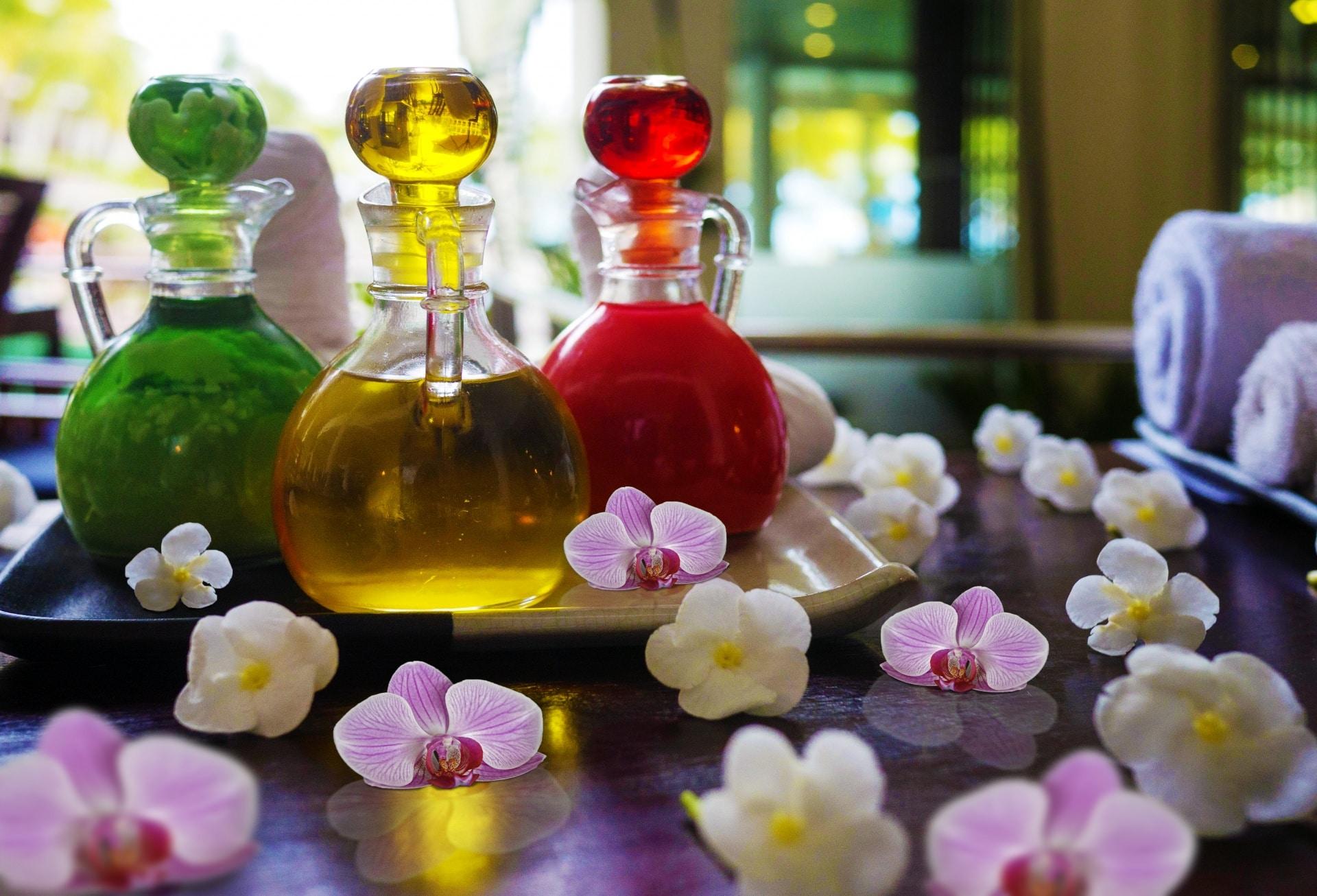 huile essentiel pour les sinus