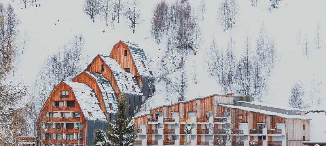 Appartement montagne